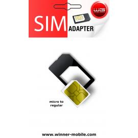 Adaptér Micro na Regulérní velikost