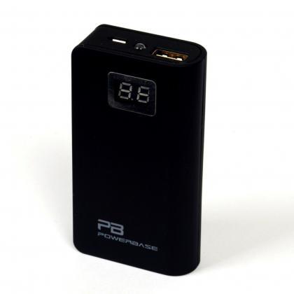 PowerBank BC52 5200 mAh (Černá) + Kabel Micro, Lightning