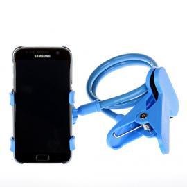 Uchwyt uniwersalny Home dla smartfonów /blue