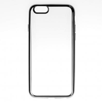 Pouzdro TPU Laser iPhone 6 (Černá)