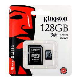 Paměťová karta SDHC 128GB 45R/10W 10 Class