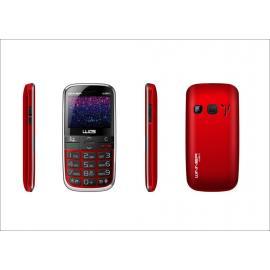Telefon pro seniory WG15 Red