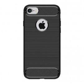 Pouzdro Carbon iPhone 7 (Černá)