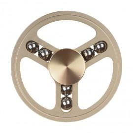 """Spinner Deluxe Kovový """"Zlatý"""""""