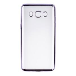 Pouzdro TPU Laser Samsung Galaxy J5 (2016) (Černá)