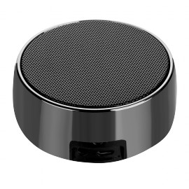 Metal Mini Bluetooth Speaker (Černá)