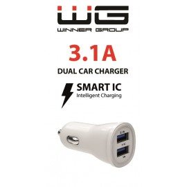 DUAL USB Charger 3,1A