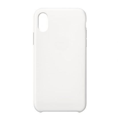 Pouzdro Liquid iPhone X/white