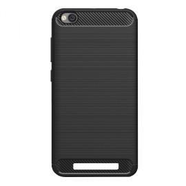Pouzdro Carbon Xiaomi RedMi 4a (Černé)