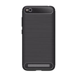 Pouzdro Carbon Xiaomi RedMi 5a (Černé)