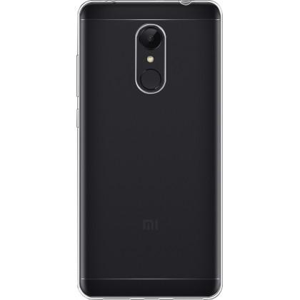 Pouzdro Azzaro T TPU 1,2mm slim case Xiaomi RedMi 5/transparent