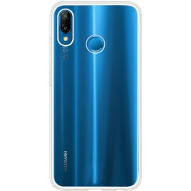 Pouzdro Azzaro T TPU 1,2mm slim case Huawei P20 Lite/transparent