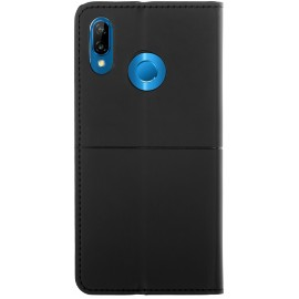 Pouzdro Flipbook Line Huawei P20 Lite (Černé)