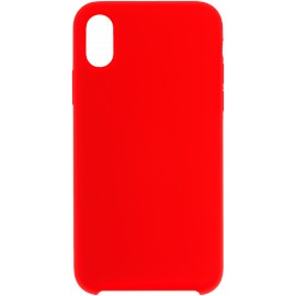 Pouzdro Liquid iPhone XS Max (Červené)