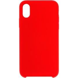 Pouzdro Liquid iPhone X/ iPhone XS (Červené)