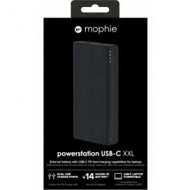 Powerbank Mophie USB-C XXL 19 500 mAh (Černá)
