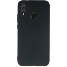 Pouzdro TPU Matt Huawei P20 lite (Černé)