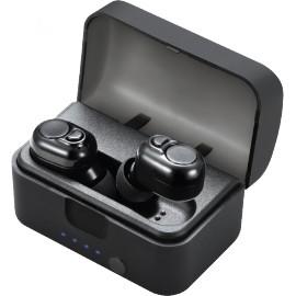 Bluetooth sluchátka AirFlex (Černé)