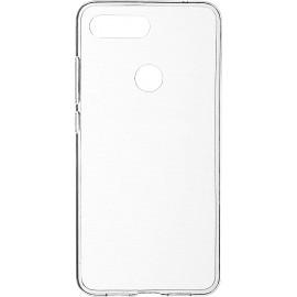 Pouzdro Azzaro T TPU 1,2mm slim case Xiaomi Mi 8 Lite (2018) (transparent)