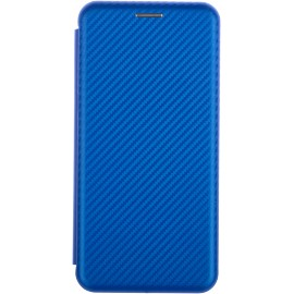 Pouzdro Evolution Karbon Samsung Galaxy A50 (Modré)