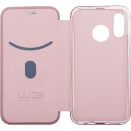 Pouzdro Evolution Samsung Galaxy A40 (Růžové)