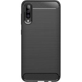 Pouzdro Carbon Samsung Galaxy A50 (Černé)