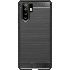 Pouzdro Carbon Huawei P30 Pro