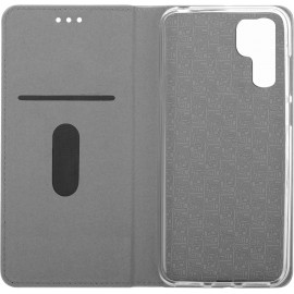 Pouzdro Flipbook Line Huawei P30 Pro (Černé)