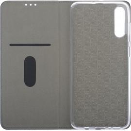 Pouzdro Flipbook Line Samsung A70 (Černé)