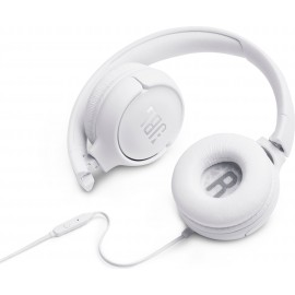 Sluchátka JBL Tune 500 (Bíle)