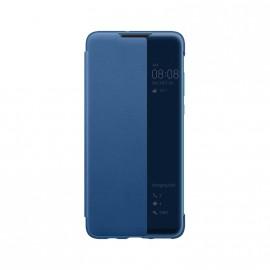 POUZDRO SMART VIEW COVER HUAWEI P30 LITE (Modré)