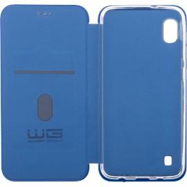 Pouzdro Evolution Carbon Samsung A10 (Modré)