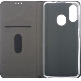 Pouzdro Flipbook Line ZTE Blade V10 Vita (Černé)