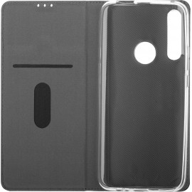 Pouzdro Flipbook Line Huawei P Smart Z (Černé)
