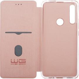 Pouzdro Evolution Huawei P Smart Z (Růžové)