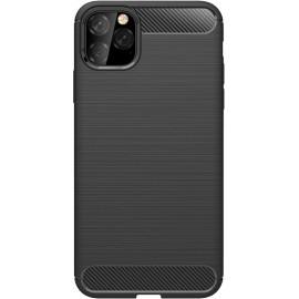 Pouzdro Carbon iPhone 11 PRO (Černé)