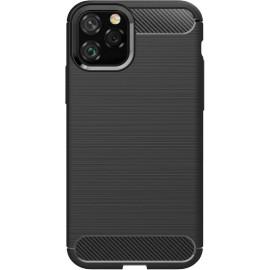 Pouzdro Carbon iPhone 11 (Černé)