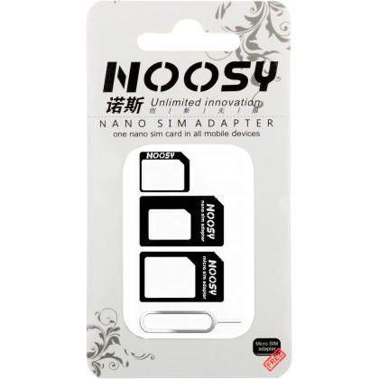 Adaptér SIM 3v1 NOOSY obal