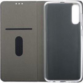 Pouzdro Flipbook Line Sam Galaxy A50/A30s (Černé)