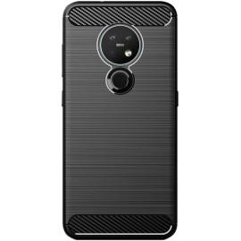 Pouzdro Carbon Nokia 6.2/7.2 (Černé)