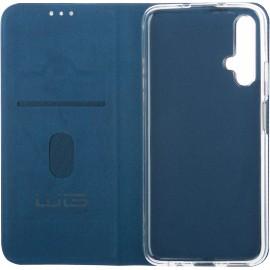 Pouzdro Flipbook Duet Honor 20/Huawei Nova 5T (Tmavě modré)