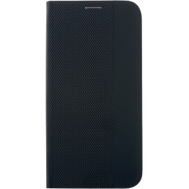 Pouzdro Flipbook Duet Xiaomi RedMi 8 (Černé)