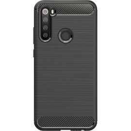 Pouzdro Carbon Xiaomi RedMi note 8T (Černé)