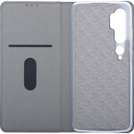 Pouzdro Flipbook Line Xiaomi Mi Note 10/Note 10 Pro (Černé)