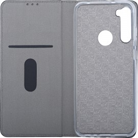 Pouzdro Flipbook Line Xiaomi RedMi Note 8T (Černé)