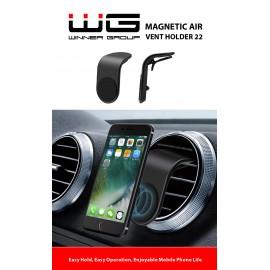 Držák univerzální magnetický do auta WG 22 (Černý)