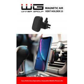 Držák univerzální magnetický do auta WG 23 (Černý)
