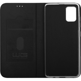 Pouzdro Flipbook Duet Samsung Galaxy A51 (Černé)