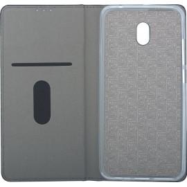 Pouzdro Flipbook Line Xiaomi RedMi 8A (Černé)