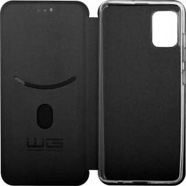 Pouzdro Evolution Samsung Galaxy A71 (Černé)